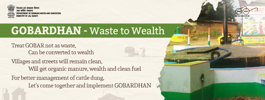 Gobardhan-Waste to Wealth