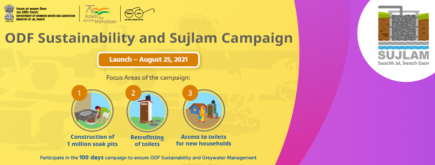 ODF Sustainability and Sujlam Campaign